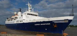 Cruiseship Adventurer