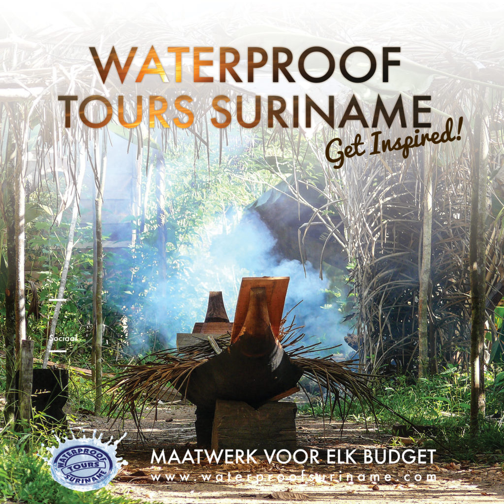 Waterproof Tours Suriname