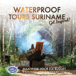 Waterproof Tours Suriname