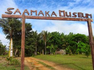 Saamaka museum