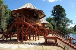 Kabalebo nature resort - Cabana