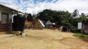 Lodge tour boven Suriname