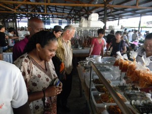cultural markets tour