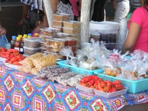 Cultural market tour