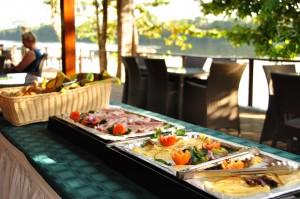 Bergendal resort - buffet