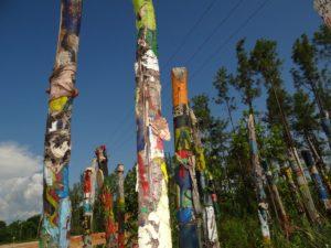 Moengo cultural experience Marowijne Art Park