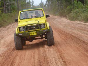 Busiwagi jeep