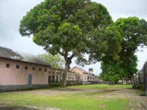 Galibi tour - gevangenis