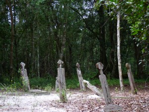 Jodensavanne begraafplaats