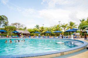 Torarica zwembad