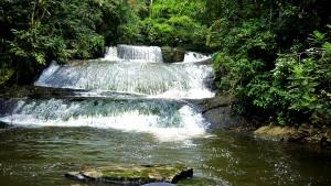 Kabalebo nature resort - moi waterval