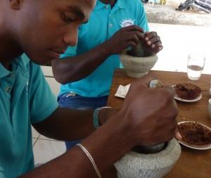 Cacaoworkshop Suriname