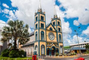 Basiliek - Paramaribo - Suriname