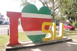 I love Su - Paramaribo - Suriname - vestor
