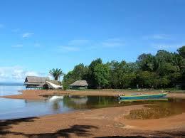 matu island uitzicht