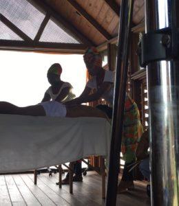 massage paramaribo